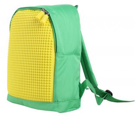 Pixel Çocuk Sırt Çantası 12 Yeşil / Sarı