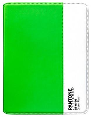 Case Scenerio Pantone Universe Ipad 2 Kılıfı Nubuk Neon Yeşil PA-IPBK-NG