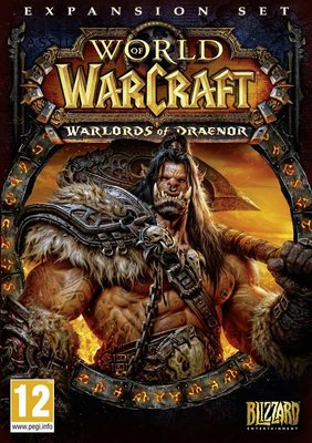 World Of Warcraft Warlords Of Draenor PC