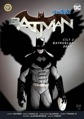 Batman Cilt 2 - Baykuşlar Şehri