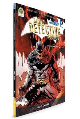 Batman Dedektif Hikayeleri Cilt 2 - Korkutma Taktikleri