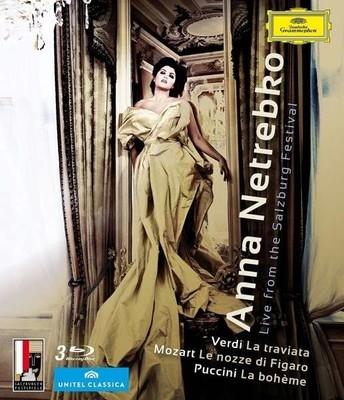 Live From The Salzburg Festival[La Traviata, Le Nozze Di Figaro, La Boheme]
