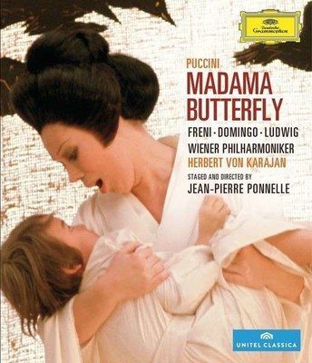 Puccini: Madama Butterfly [Mirella Freni · Plácido Domingo · Wiener Philharmoniker]