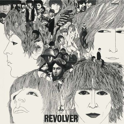 Revolver [Limited Edition 180 Gr. Mono Vinyl Cut From The Original Master Tapes]