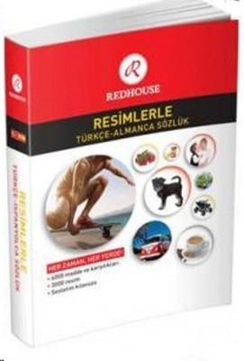 Redhouse Resimlerle Türkçe - Almanca Sözlük