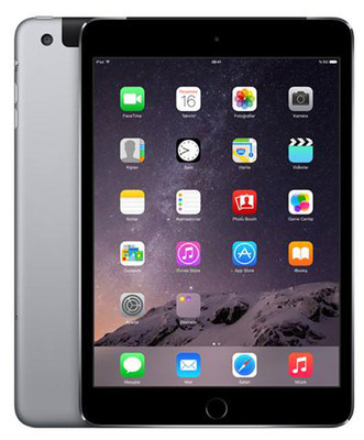 iPad mini 3 Wi-Fi Cell 16GB Space Gray MGHV2TU/A