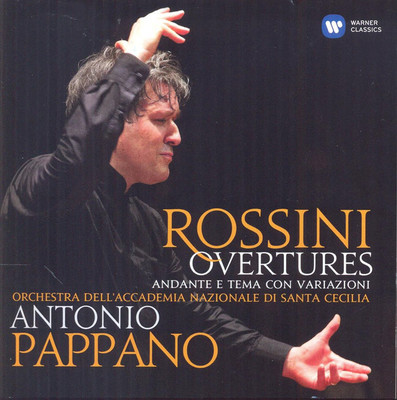 Rossini: Overtures