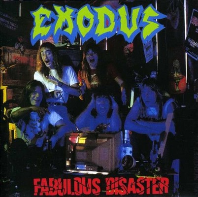 Fabulous Disaster (Re-Issued)