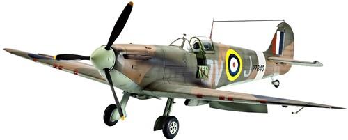 Revell Supermarine Spitfire Mk.Iia Vsu03986