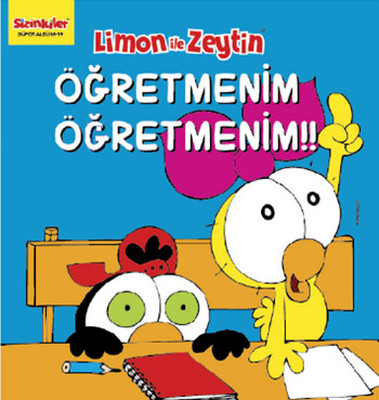 Limon ile Zeytin - Öğretmenim Öğretmenim!!