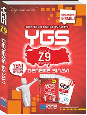 YGS Z9 Fasikül Deneme Sınavı