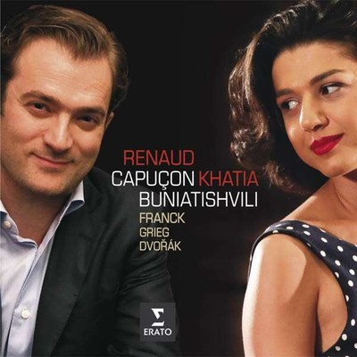 Franck, Grieg, Dvorak: Sonatas For Violin & Piano