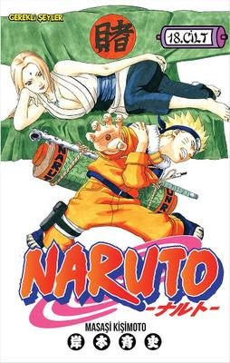 Naruto 18. Cilt