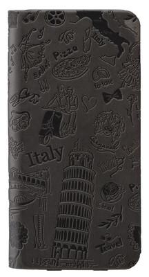Ozaki O!coat Travel Rome iPhone 6 Kılıfı (Siyah)