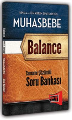 Yargı 2015 KPSS-A Muhasebe Balance Tamamı Çözümlü Soru Bankası