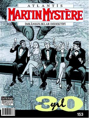 Martin Mystere Sayı: 153