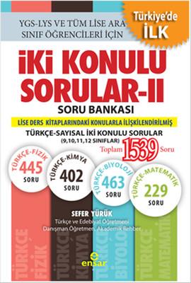 İki Konulu Sorular -2 Soru Bankası