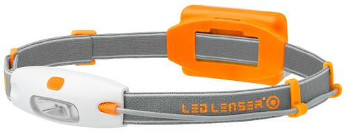 Led Lenser Neo Orange Kafa Feneri