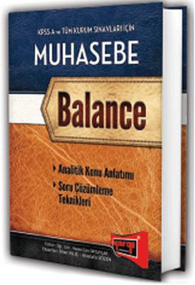 Yargı 2015 KPSS-A ve Tüm Kurum Sınavları İçin Muhasebe Balance Konu Anlatımlı