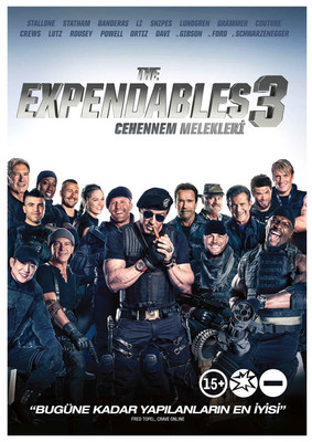 Expendables 3 - Cehennem Melekleri 3 (SERI 3)