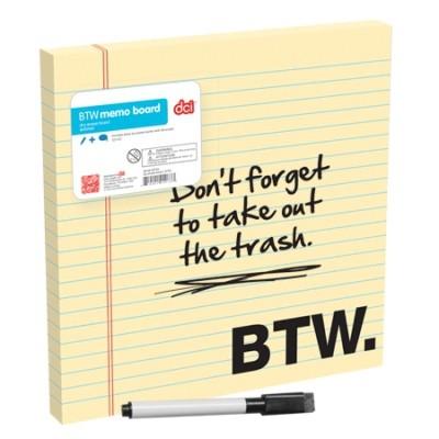 DCI Btw Dry Erase Board - Mesaj Panosu 40733