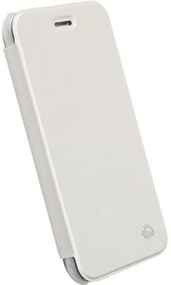 """Krusell iPhone 6 Kilifi """"Boden Flipcover"""" Beyaz KL.75975"""