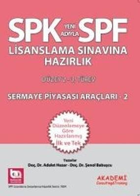 SPF Lisanslama Sınavlarına Hazırlık Düzey 2-3 Sermaye Piyasası Araçları - 2