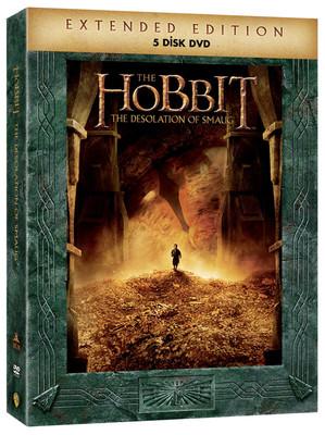 Hobbit: Dos Extended Edition - Hobbit: Smaug'un Çorak Topraklari