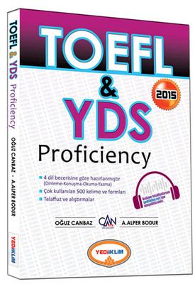Yediiklim 2015 TOELF - YDS Proficiency