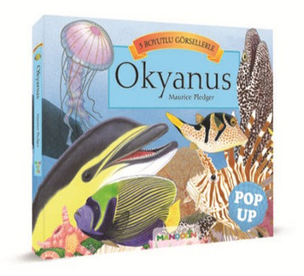 3D Okyanus Pop Up