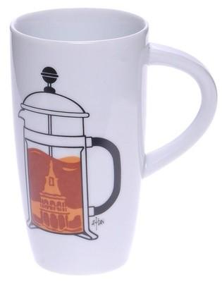 Mug Ag Galata Frech Press  1374