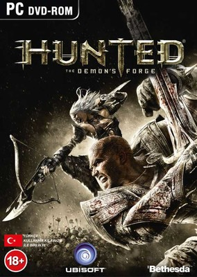 Hunted The Demons Forge PC
