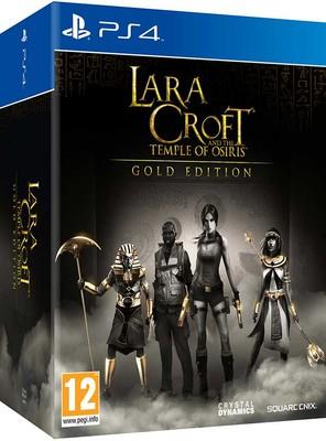 Lara Croft and Temple of Osiris Gold PS4