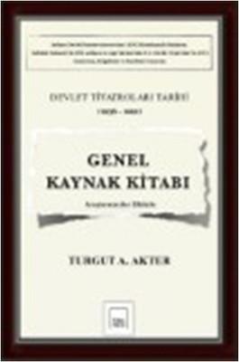 Genel Kaynak Kitabı