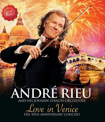 Love In Venice [Blu-Ray]