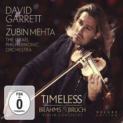 Timeless: Brahms & Bruch Violin Concertos [Cd+Dvd Limited Deluxe Edition] [The Israel Philharmonic]