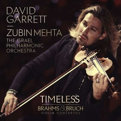Timeless: Brahms & Bruch Violin Concertos [The Israel Philharmonic Orchestra, Zubin Mehta]