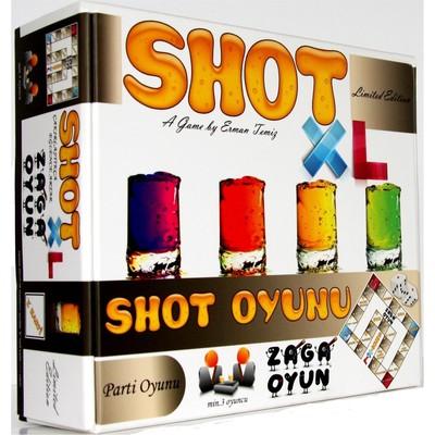 Shot XL Kutu Oyunu