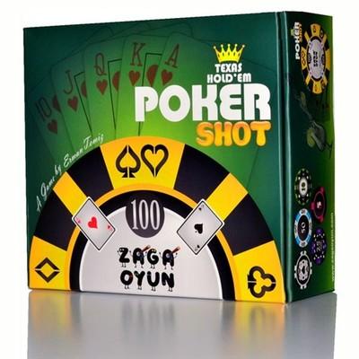 Poker Shot Kutu Oyunu