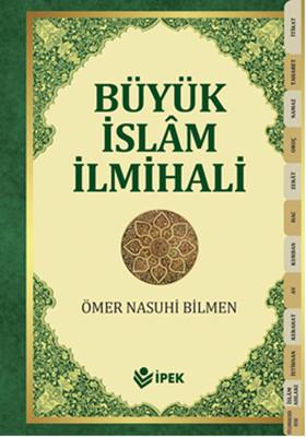 Büyük İslam İlmihali (Büyük Boy - Şamua Ciltli)