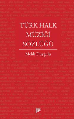 Türk Halk Müziği Sözlüğü