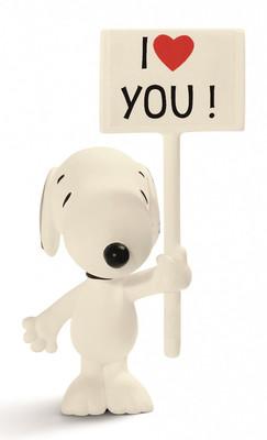 Schleich Snoopy Seni Seviyorum 22006s