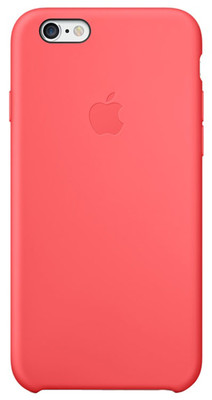 Apple iPhone 6 için Silikon Kılıf - Pembe MGXT2ZM/A