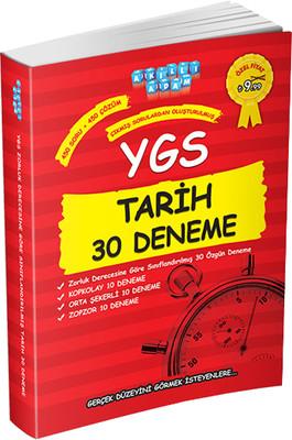 YGS Tarih 30 Deneme