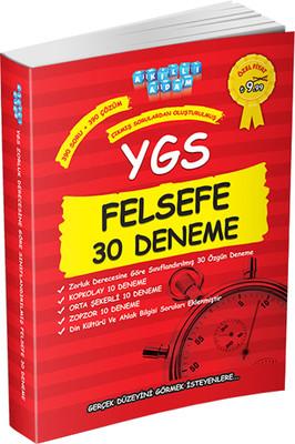 YGS Felsefe 30 Deneme