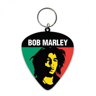 Pyramid International Bob Marley Colors Anahtarlık Rk38233
