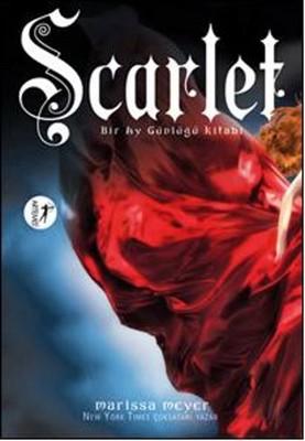 Scarlet-Bir Ay Günlüğü Kitabı