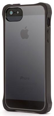 Griffin Survivor Clear iPhone5/5S Arkası Şeffaf Kılıf - Siyah