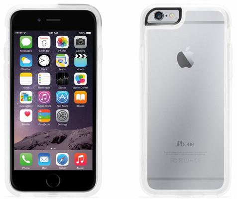 Griffin Identity Clear iPhone 6 Kılıf - Beyaz