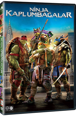 Teenage Mutant Ninja Turtles - Ninja Kaplumbagalar